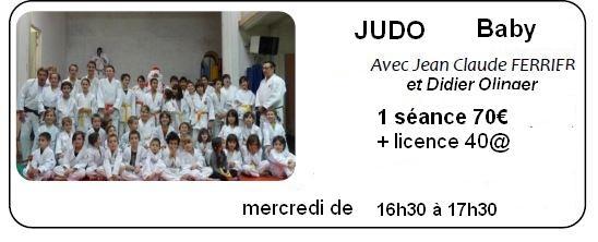 Capture judo baby 21