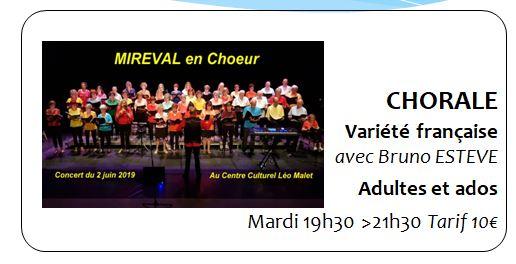 Chorale 2019