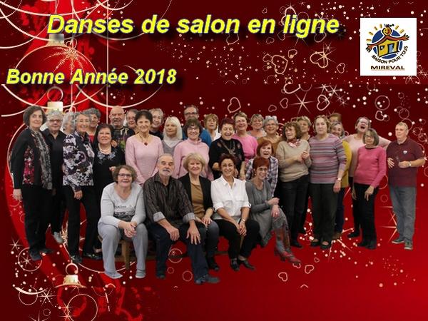 Groupe danses ne ligne 2018